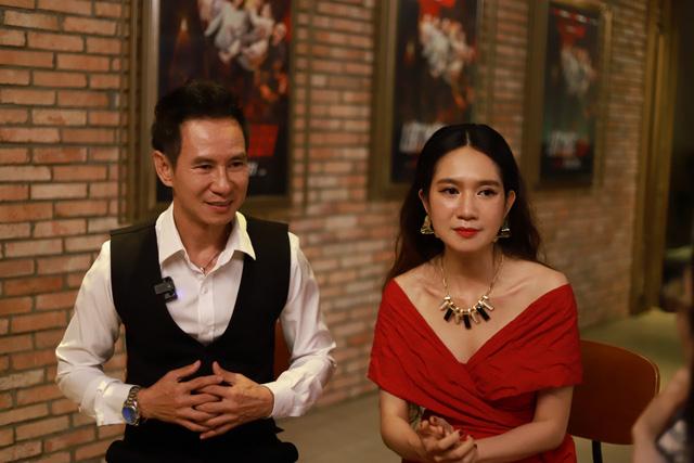 """Lý Hải: """"Lật mặt lần đầu tiên áp dụng poster tranh 3D tại Việt Nam"""" - ảnh 3"""