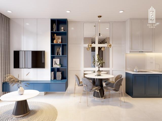 Giải pháp căn hộ chung cư có giá tầm 2 tỷ cho các gia đình trẻ - Ảnh 1.