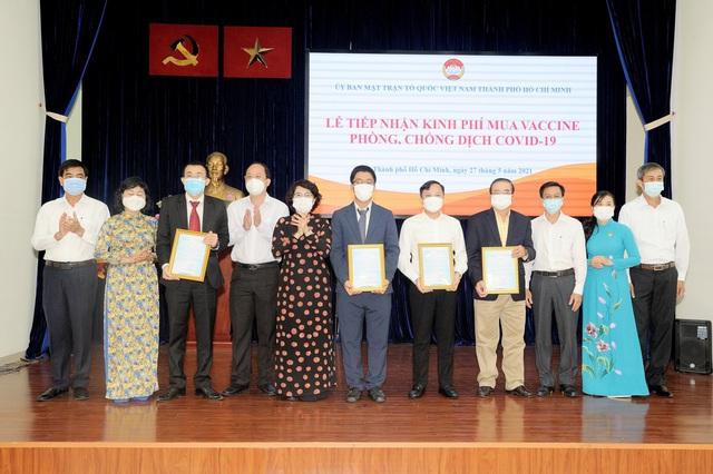Khang Điền ủng hộ 20 tỷ đồng mua vaccine phòng chống dịch Covid-19 - Ảnh 2.