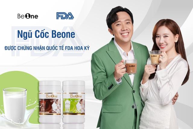 Nhiều năm chinh phục thị trường quốc tế, ngũ cốc Beone đạt chứng nhận FDA Hoa Kỳ - Ảnh 3.