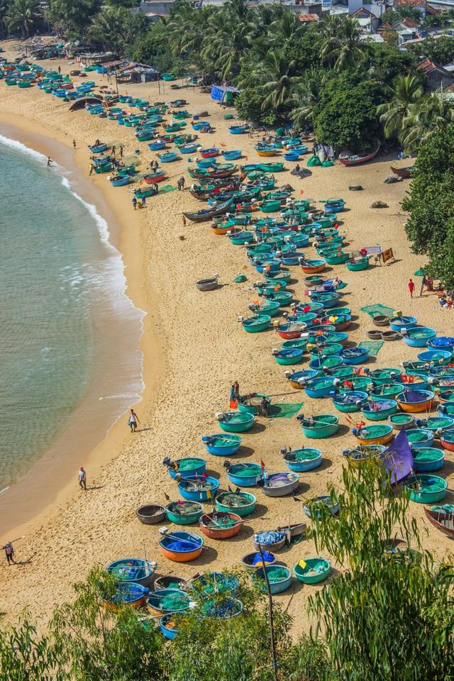 Bãi Xếp 'thiên đường nghỉ dưỡng' mới tại Quy Nhơn - Ảnh 4.