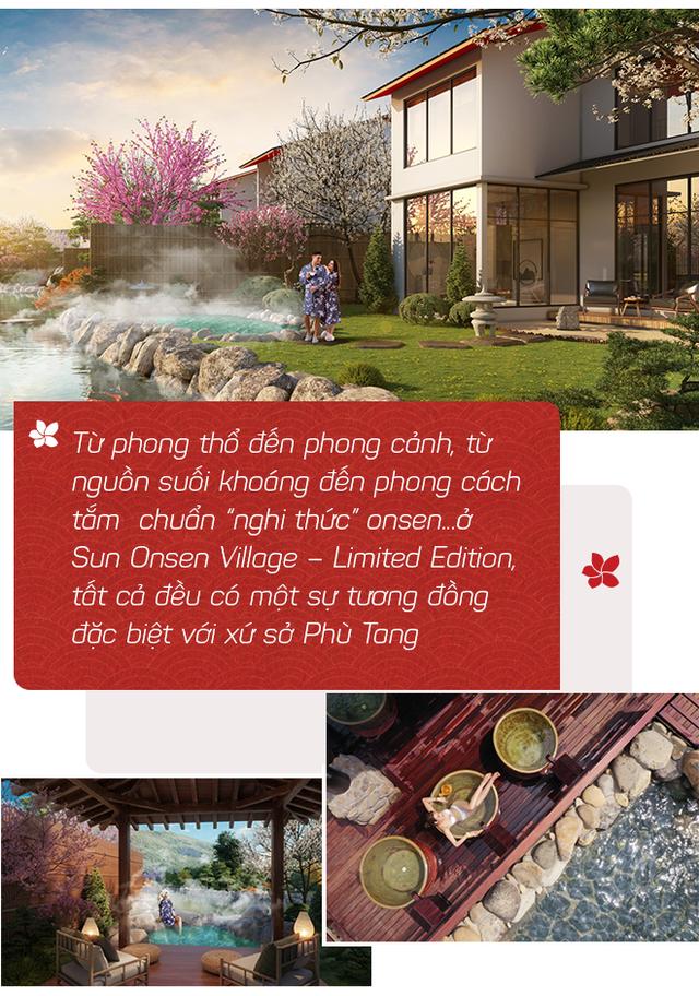"""Sun Onsen Village - Limited Edition: Thăng hoa cùng nghệ thuật onsen và nghỉ dưỡng """"chuẩn"""" Nhật - Ảnh 2."""