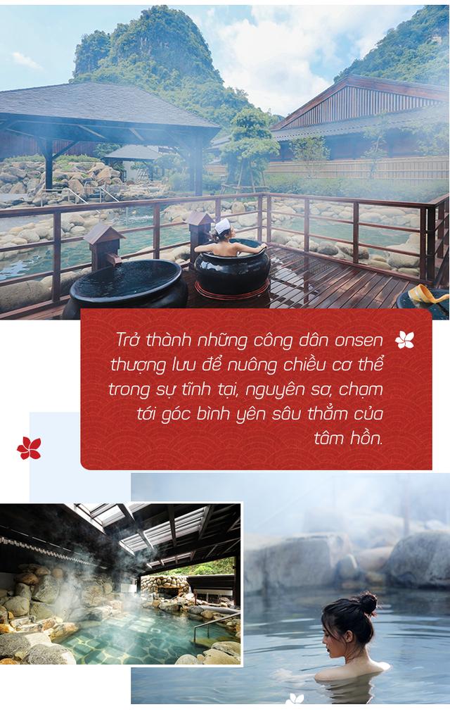 """Sun Onsen Village - Limited Edition: Thăng hoa cùng nghệ thuật onsen và nghỉ dưỡng """"chuẩn"""" Nhật - Ảnh 3."""