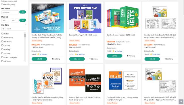 Mô hình bán sách trực tuyến độc đáo mang tên Daisan Books - Ảnh 1.