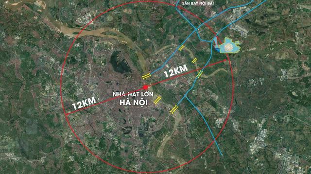 Định hướng phát triển Trung tâm Vùng Thủ đô - Ảnh 1.