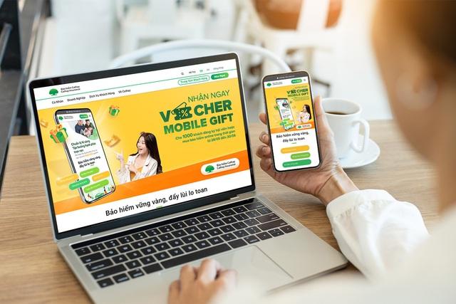 Bước tiến chuyển đổi số của bảo hiểm phi nhân thọ Cathay Việt Nam - Ảnh 1.