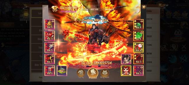 Đạt gần 2 tỷ lực chiến sau 1 tuần, game thủ bí ẩn khiến cộng đồng Phong Khởi Trường An được phen hết hồn - Ảnh 2.