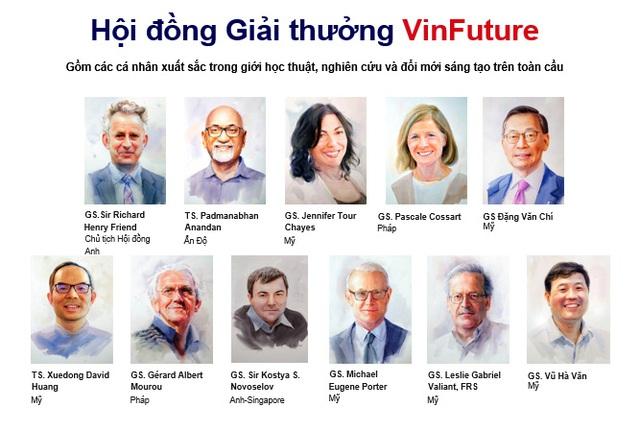 Giải VinFuture gây sốt giới khoa học toàn cầu, nhận gần 600 đề cử chỉ sau 4 tháng - Ảnh 1.