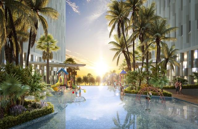Apec Mandala Wyndham Mũi Né - Điểm sáng của thị trường bất động sản Mũi Né - Ảnh 1.