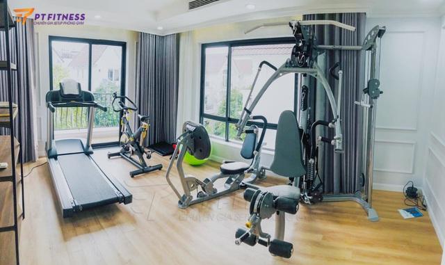 Thiết kế lắp đặt phòng Gym tại nhà, cơ quan, văn phòng - xu hướng mới lên ngôi - Ảnh 3.