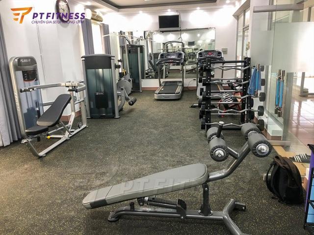 Thiết kế lắp đặt phòng Gym tại nhà, cơ quan, văn phòng - xu hướng mới lên ngôi - Ảnh 1.
