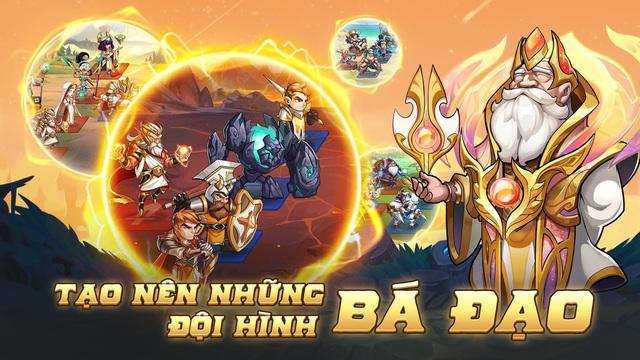 Kỷ nguyên Triệu hồi - Summoners Era: Chơi lần đầu vì ủng hộ game Việt, nhưng chơi nữa chơi mãi thì chỉ có thể do game quá chất lượng! - Ảnh 1.