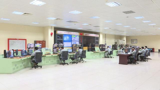 EVNGENCO 3: Gần 800 CBCNV cắm trại tập trung đảm bảo sản xuất điện - Ảnh 1.