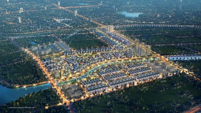 Đón đầu quy hoạch, khu nam thành Vinh nhộn nhịp giao dịch phân khúc shophouse - Ảnh 1.