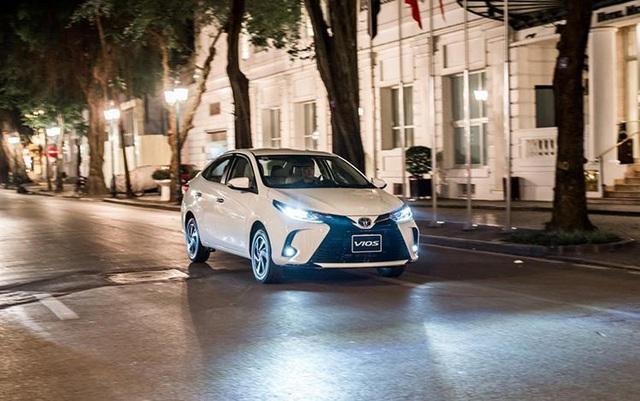 Nhận ngay ưu đãi lên đến 30 triệu đồng khi mua Toyota Vios - Ảnh 2.