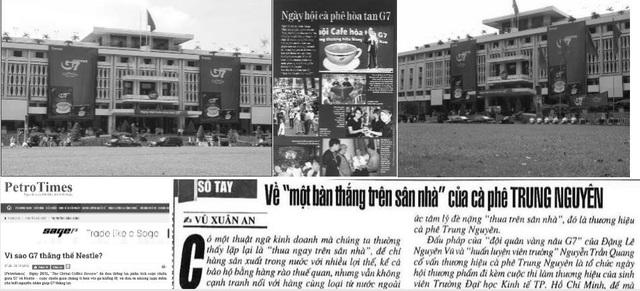 Cà phê G7 - Tiên phong xây dựng thương hiệu Việt toàn cầu - Ảnh 1.