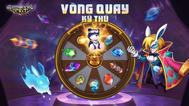 Summoners Era – Kỷ Nguyên Triệu Hồi đón sinh nhật 1 tuổi rực rỡ, tặng full 7 giftcode cực xịn - Ảnh 3.