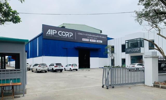 AIP CORP: Thương hiệu sơn đẳng cấp từ chất lượng đến công nghệ - Ảnh 2.