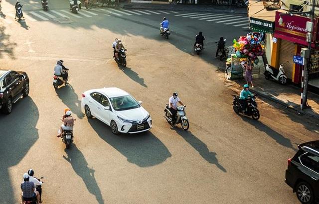 Nhận ngay ưu đãi lên đến 30 triệu đồng khi mua Toyota Vios - Ảnh 3.