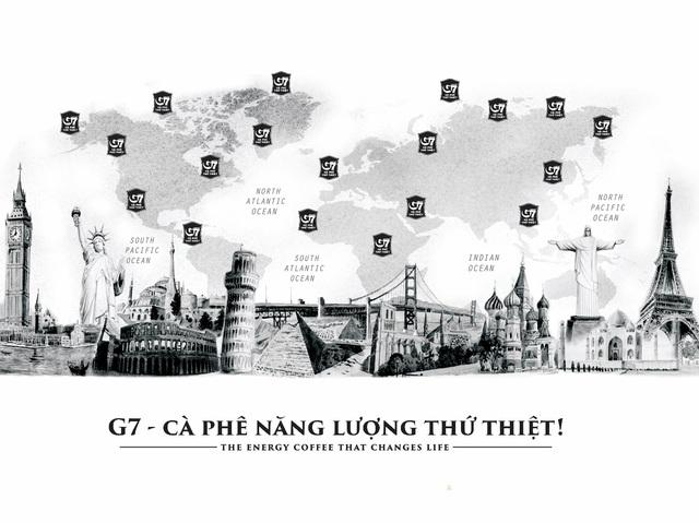 Cà phê G7 - Tiên phong xây dựng thương hiệu Việt toàn cầu - Ảnh 2.