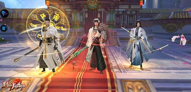 """Dàn Boss """"gây choáng"""" của Võ Lâm Kỳ Hiệp: Đông như quân Nguyên, săn thả ga 24/7 - Ảnh 7."""