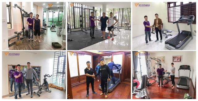 Thiết kế lắp đặt phòng Gym tại nhà, cơ quan, văn phòng - xu hướng mới lên ngôi - Ảnh 4.