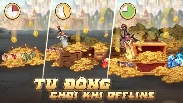 Kỷ nguyên Triệu hồi - Summoners Era: Chơi lần đầu vì ủng hộ game Việt, nhưng chơi nữa chơi mãi thì chỉ có thể do game quá chất lượng! - Ảnh 7.
