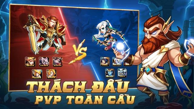 Kỷ nguyên Triệu hồi - Summoners Era: Chơi lần đầu vì ủng hộ game Việt, nhưng chơi nữa chơi mãi thì chỉ có thể do game quá chất lượng! - Ảnh 8.