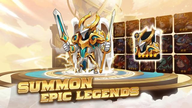 Summoners Era – Kỷ Nguyên Triệu Hồi đón sinh nhật 1 tuổi rực rỡ, tặng full 7 giftcode cực xịn - Ảnh 9.