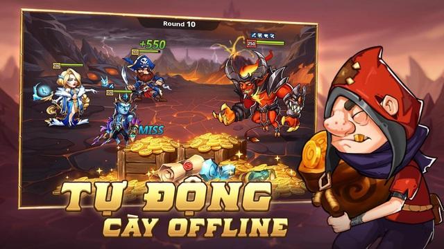 Kỷ nguyên Triệu hồi - Summoners Era: Chơi lần đầu vì ủng hộ game Việt, nhưng chơi nữa chơi mãi thì chỉ có thể do game quá chất lượng! - Ảnh 9.