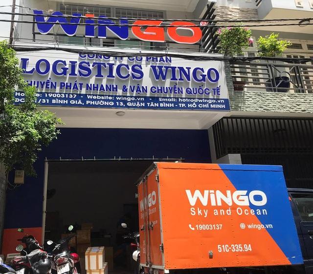 Gửi hàng đi quốc tế dễ dàng hơn với Wingo Logistics - Ảnh 1.