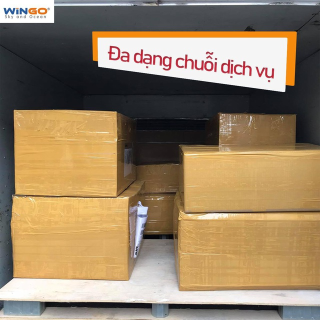 Gửi hàng đi quốc tế dễ dàng hơn với Wingo Logistics - Ảnh 2.