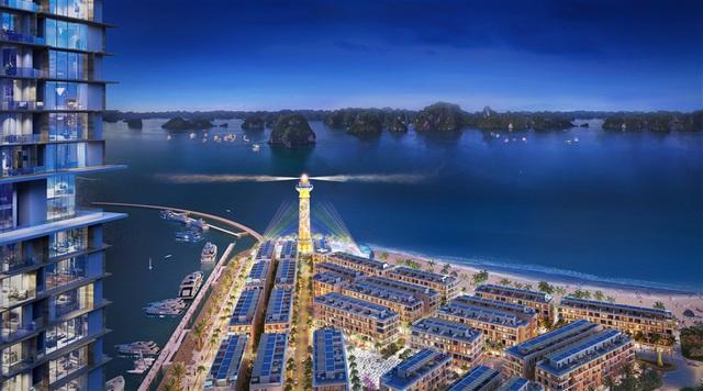 """Đi tìm chân dung chủ nhân """"căn hộ siêu du thuyền"""" Sun Marina Town - Ảnh 2."""
