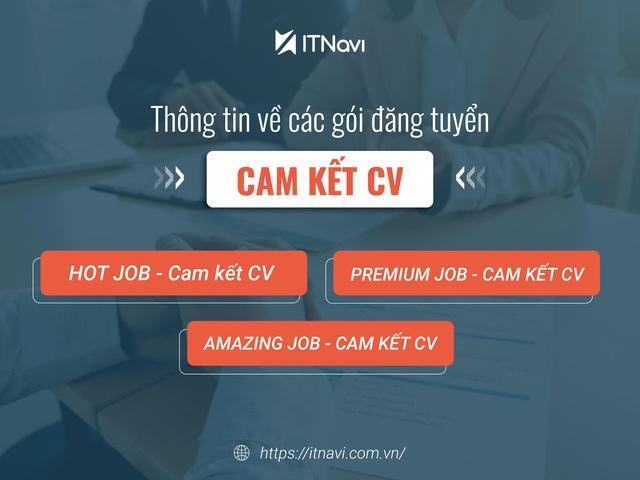 ITNavi - Đơn vị tiên phong cam kết CV cho nhà tuyển dụng - Ảnh 3.