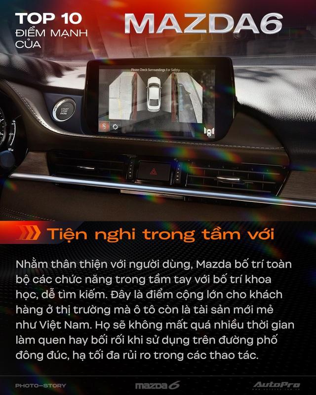 10 điểm giúp Mazda6 mới thuyết phục khách hàng Việt Nam - Ảnh 4.