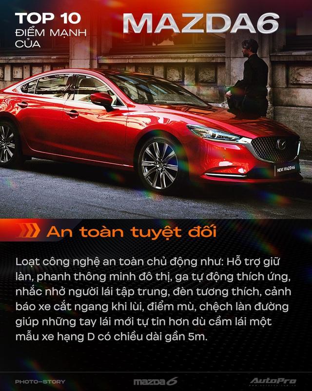 10 điểm giúp Mazda6 mới thuyết phục khách hàng Việt Nam - Ảnh 8.