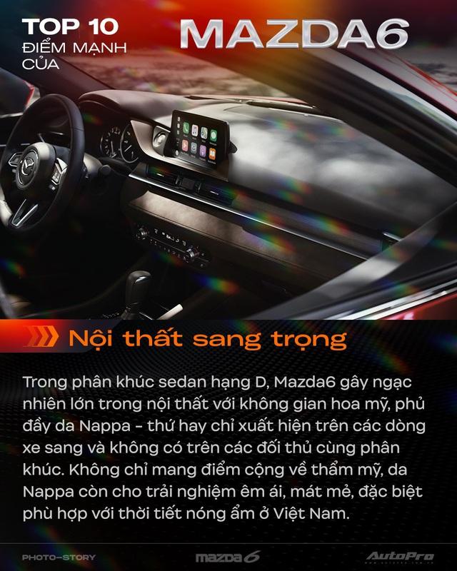 10 điểm giúp Mazda6 mới thuyết phục khách hàng Việt Nam - Ảnh 2.