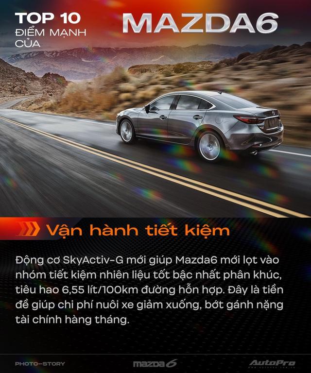 10 điểm giúp Mazda6 mới thuyết phục khách hàng Việt Nam - Ảnh 6.