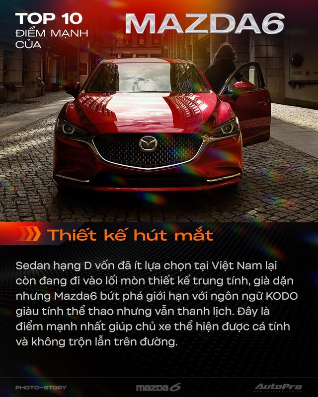 10 điểm giúp Mazda6 mới thuyết phục khách hàng Việt Nam - Ảnh 1.
