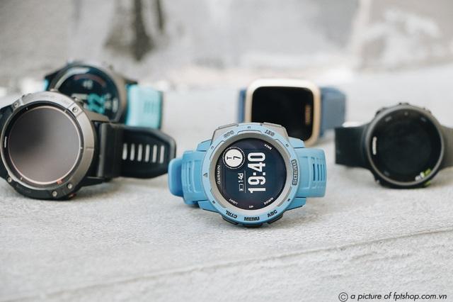 FPT Shop mạnh tay giảm ngay 10% toàn bộ đồng hồ Garmin chính hãng - Ảnh 2.