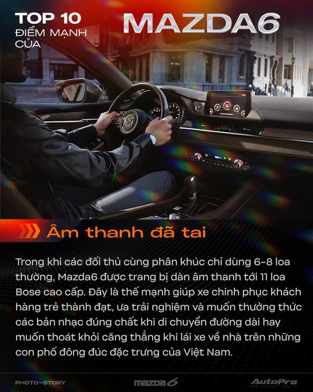 10 điểm giúp Mazda6 mới thuyết phục khách hàng Việt Nam - Ảnh 5.