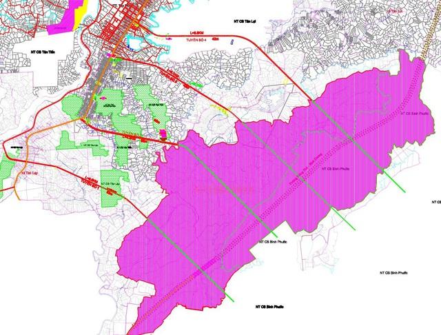 Becamex và Đại Nam gom quỹ đất hơn 10.000 ha ở Bình Phước - Ảnh 2.