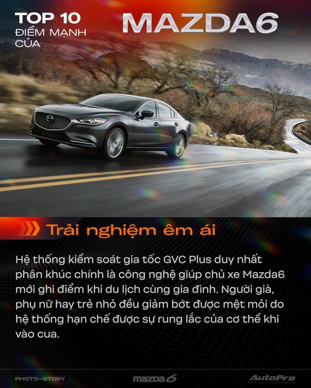 10 điểm giúp Mazda6 mới thuyết phục khách hàng Việt Nam - Ảnh 7.