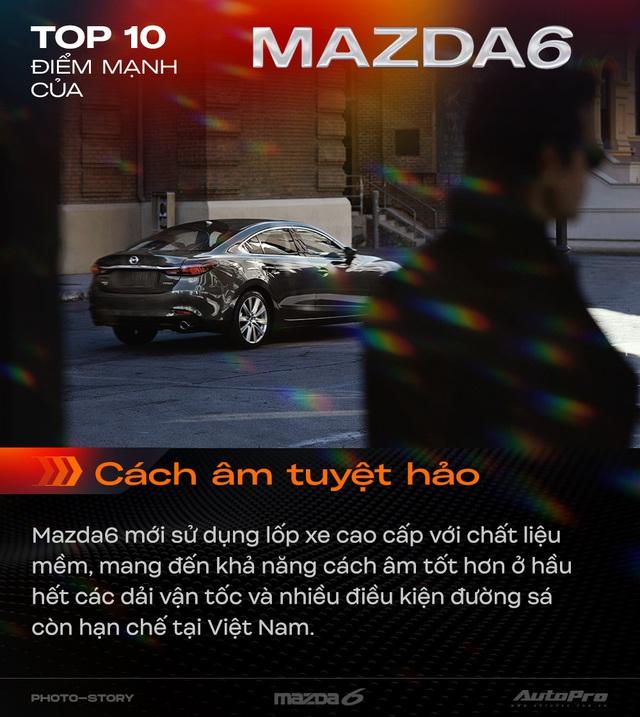 10 điểm giúp Mazda6 mới thuyết phục khách hàng Việt Nam - Ảnh 9.
