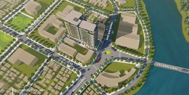 BIC Việt Nam chính thức mở bán chung cư khách sạn Ha Noi Phoenix Tower - Ảnh 1.