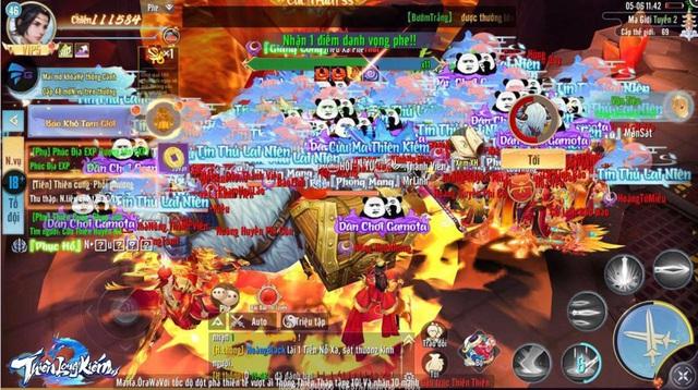"""Map liên server """"10000vs10000"""" kèm nâng cấp đồ họa """"tối thượng"""": Big Update 1.0 của Thiên Long Kiếm 2… quá khét! - Ảnh 2."""