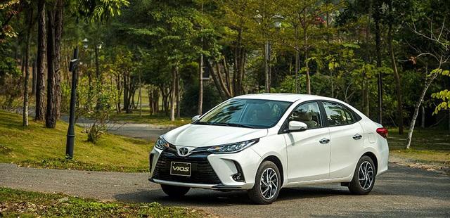 Toyota Vios hỗ trợ lệ phí trước bạ đến 30 triệu đồng - Ảnh 2.