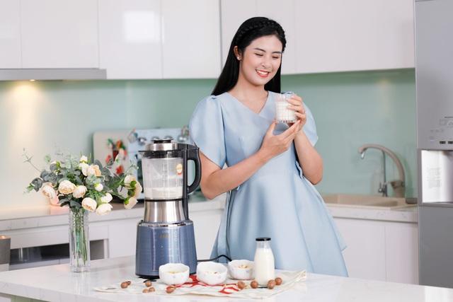 Hoa hậu Ngọc Hân được chọn làm Đại sứ thương hiệu Unie Việt Nam - Ảnh 1.