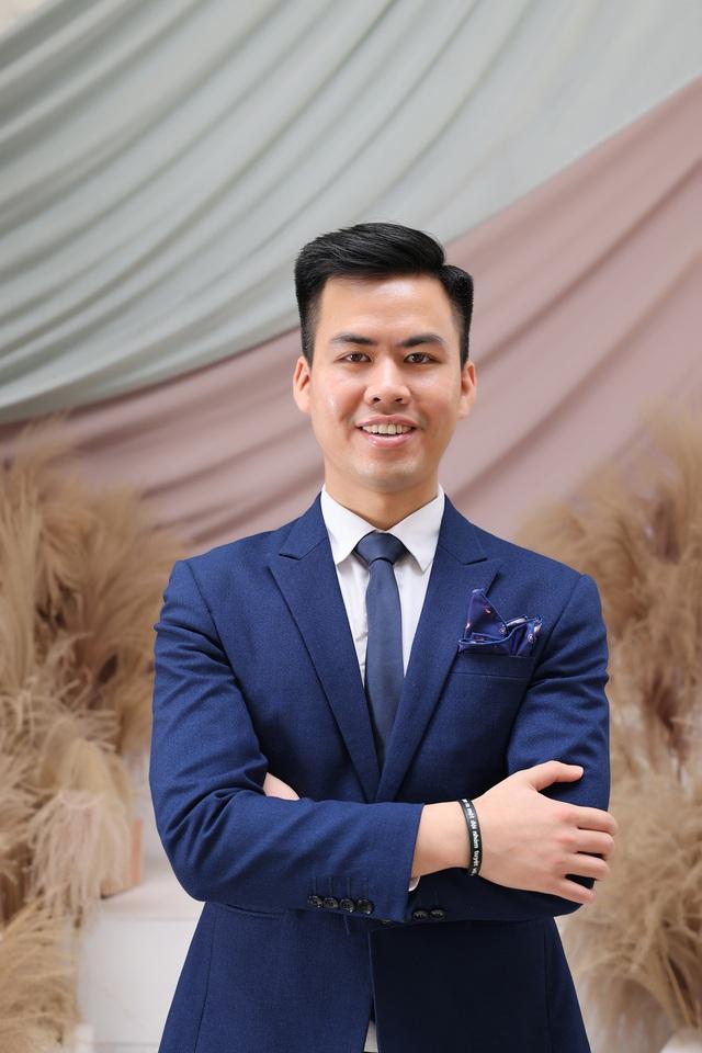 Nguyễn Quang Khánh - CEO thương hiệu dược mỹ phẩm Việt - Ảnh 1.
