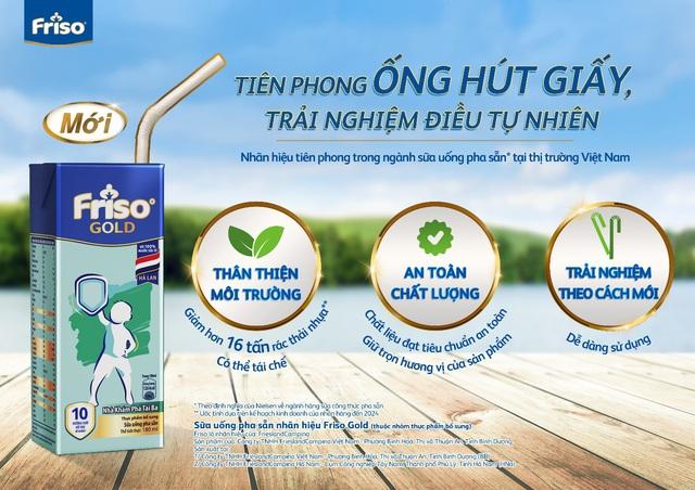 FrieslandCampina, di sản 150 năm toàn cầu và sứ mệnh vì một Việt Nam vươn cao vượt trội - Ảnh 3.